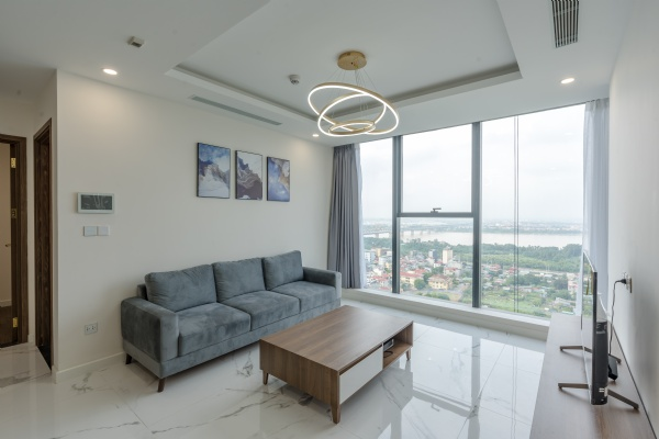 3 bedroom apartment for rent in Sunshine City belonging to Ciputra Hanoi complex