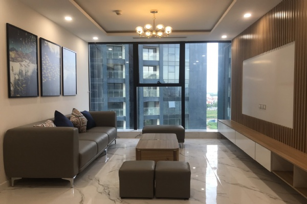 Court S5 Sunshine City for rent 3 bedroom apartment, area  of 110 sqm